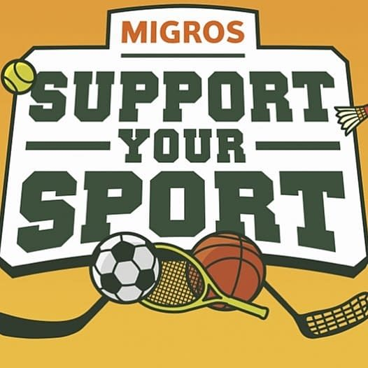 Support your Sport.